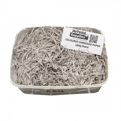 Light Grey Shredded Paper
