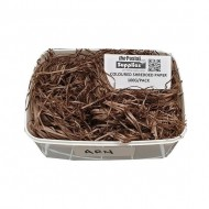 Mocha Shredded Paper