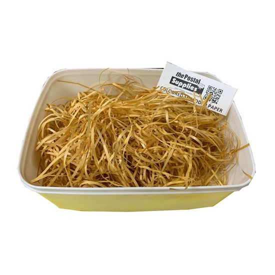 Caramel Shredded Paper
