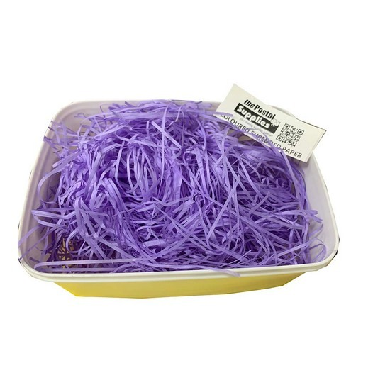 Purple Shredded Paper Fillers