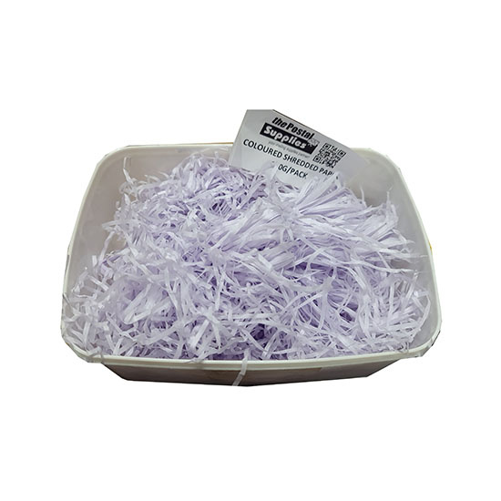 Lavendar Shredded Colour Paper
