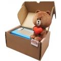Postal Box Size 1 (XS)