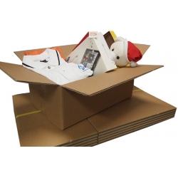 Postal Box Size 4 (XL) - 5pcs per bundle