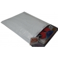 White Poly Bubble Mailer #S