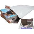 White Poly Bubble Mailer #S1822 *Stock arriving end-OCT*