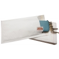 Kraft White Bubble Mailer #00 (100/bx) *Newly Arrived*