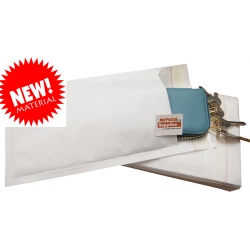 Kraft White Bubble Mailer #00 (100/bx)