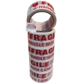 Fragile Tape Handle With Care 48mm