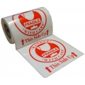 TPS Fragile Sticker 76mm x 76mm (90 Pieces)
