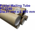 Postal Mailing Tube Size 2 (PT-2240)