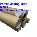 Postal Mailing Tube Size 4