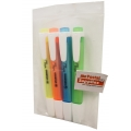 Thick Clear Ziplock Bags (No Red Lines) #1015