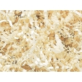 Wholesale Champagne Crinkled Shredded Paper Fillers