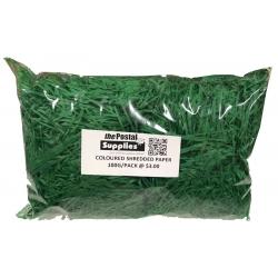 D.Green Shredded Paper (100G)