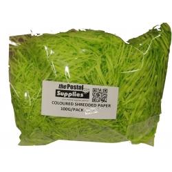 Lime Shredded Paper (100G)