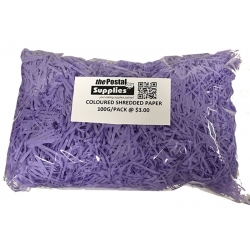 Purple Shredded Paper Fillers (100G)