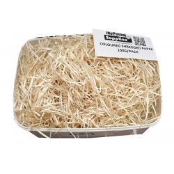 Khaki Shredded Paper (100G)