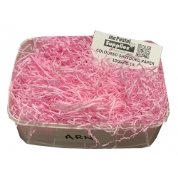Pink Shredded Paper (100G)