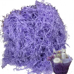 Wholesale Purple Shredded Paper Fillers