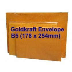 Goldkraft Envelope B5 7 x 10 (Pack of 10)