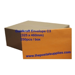 Goldkraft Envelope C3 13 x 18 (Box)