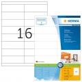 Herma 4264 Superprint 105.0X33.8 (1600s) White