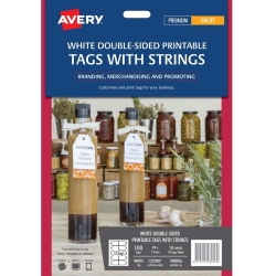 Avery® Double Sided Printable Pricing Tags-C32300-10