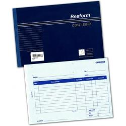 Besform Cash Sale Pad 50s