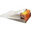 White Poly Mailer #M1 26x33cm *Arrive end-Jan*