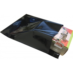 Black Poly Mailer #M1 26x33cm (Wholesale)