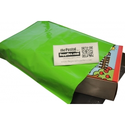Greenery Poly Mailer #M1 26x33cm (Wholesale)
