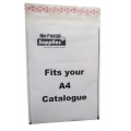 Clear Mailing Bags #M 229x315mm (C4)