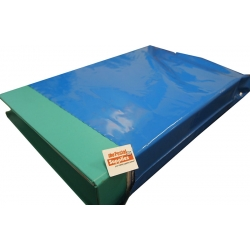 Blue Large Poly Mailer #L1 34 x41 cm (Wholesale)