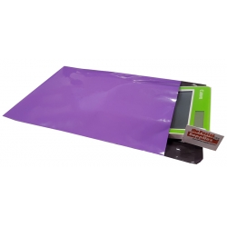 Purple Poly Mailer #S1 16x22cm (Wholesale)