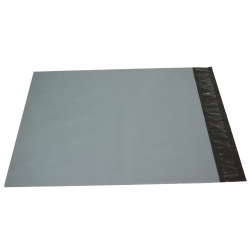 Grey Poly Mailers in 10