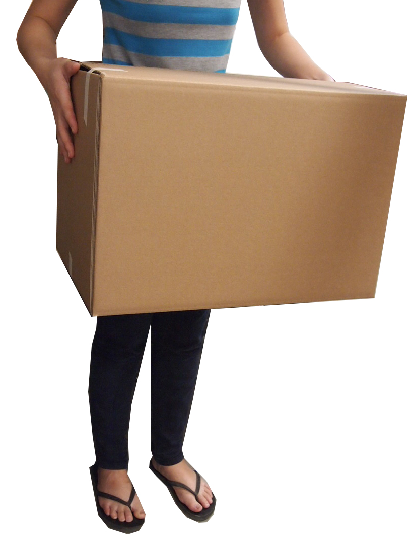 Easy to carry Moving Box